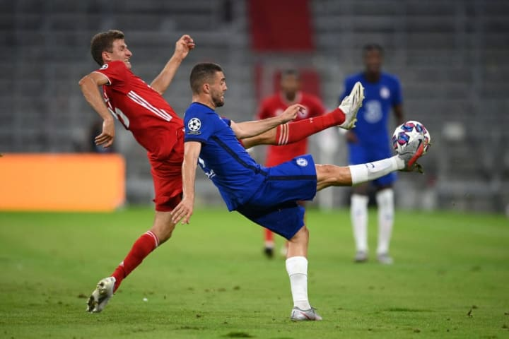 Thomas Mueller, Mateo Kovacic