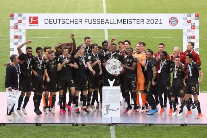 Ranking Valor Receita Bundesliga Bayern de Munique Campeão