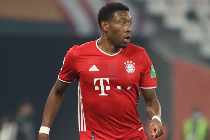 David Alaba, Bayern Muenchen