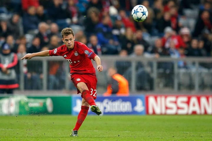 Kimmich took very little time to settle in at Bayern