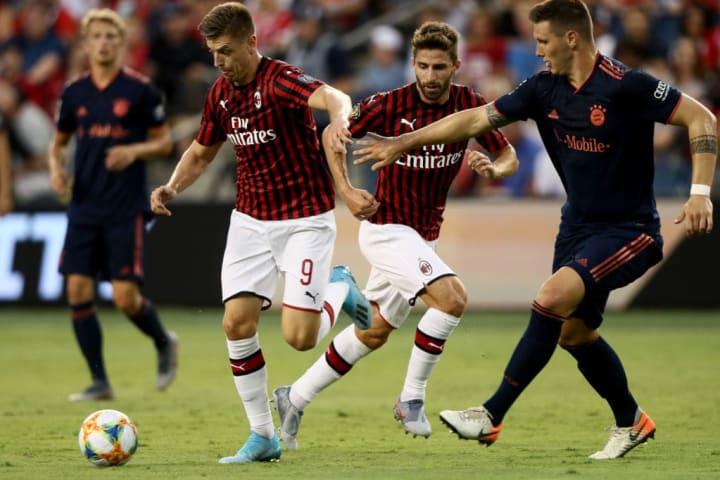 FC Bayern v AC Milan - 2019 International Champions Cup