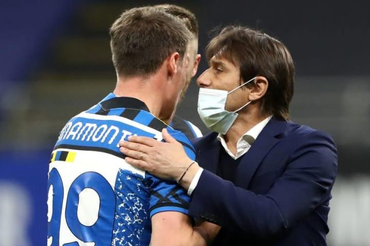 Antonio Conte, Andrea Pinamonti