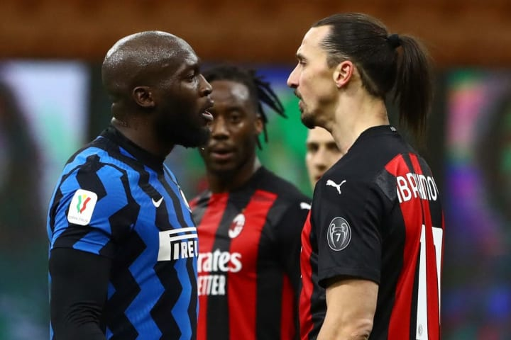 The Milan derby is one of the most famous in football