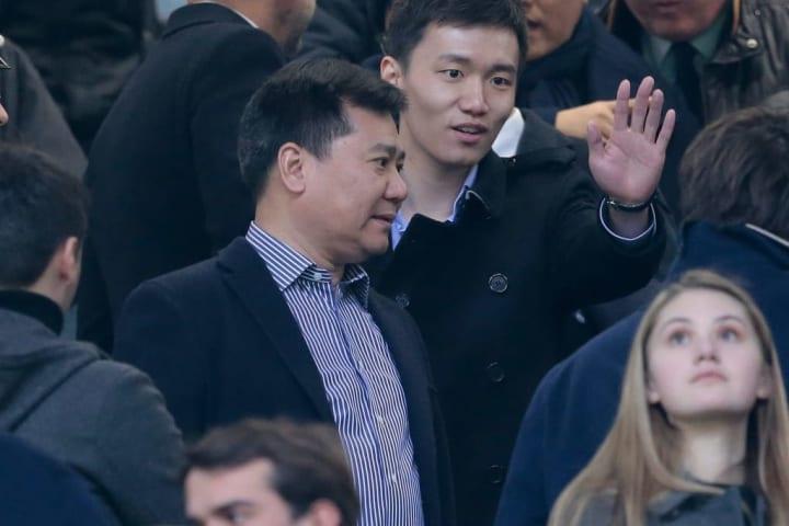 Zhang Jindong, Steven Zhang