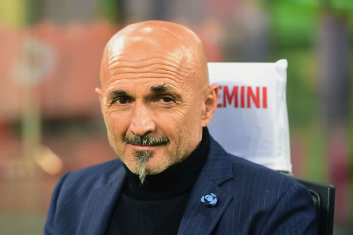 Luciano Spalletti has been out of work since leaving Inter in 2019