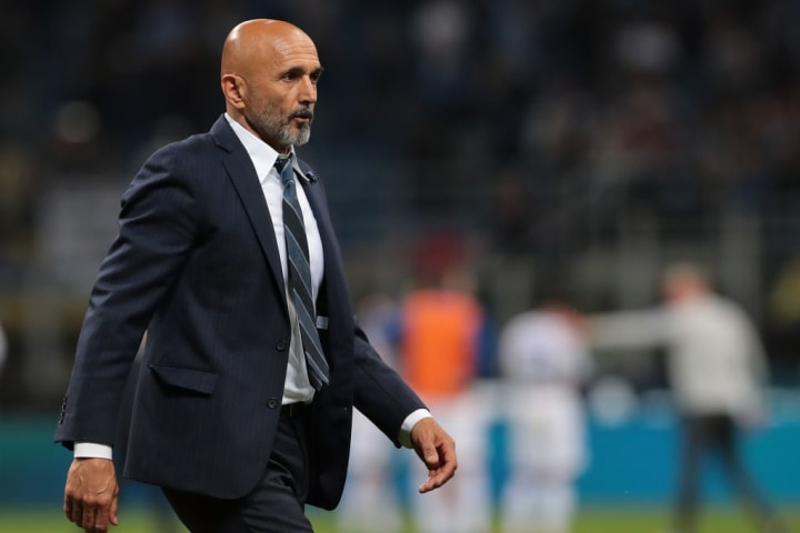 Inter qualified for the Champions League in both seasons Luciano Spalletti was in charge