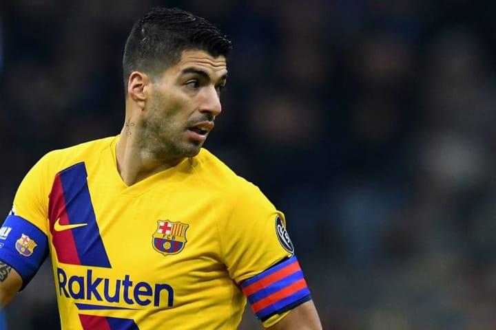 Suarez has a strangely subdued Champions League goalscoring resumé
