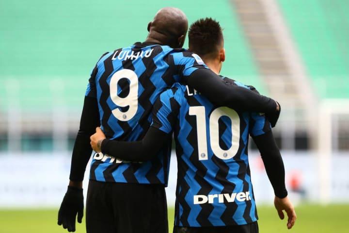 Lukaku & Martinez are alternative options