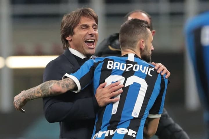 Brozovic has evolved into one of Europe's best defensive midfielders under the tutelage of Antonio Conte