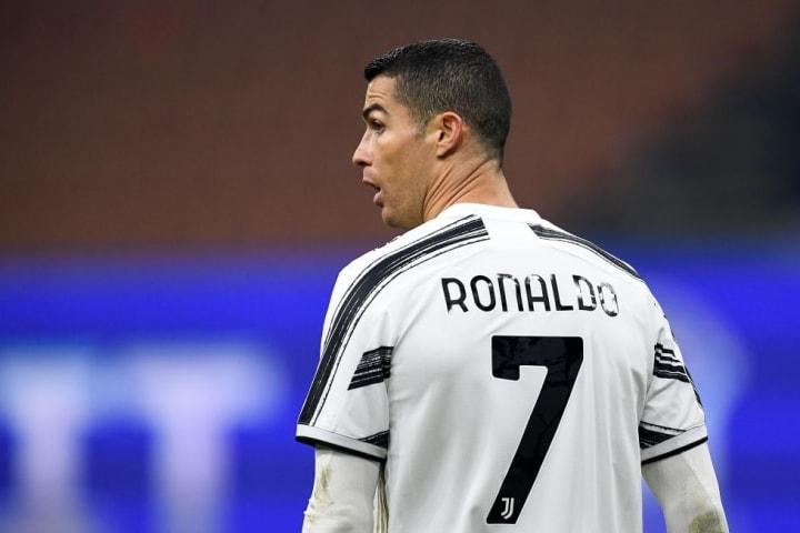 Ronaldo endured a frustrating game