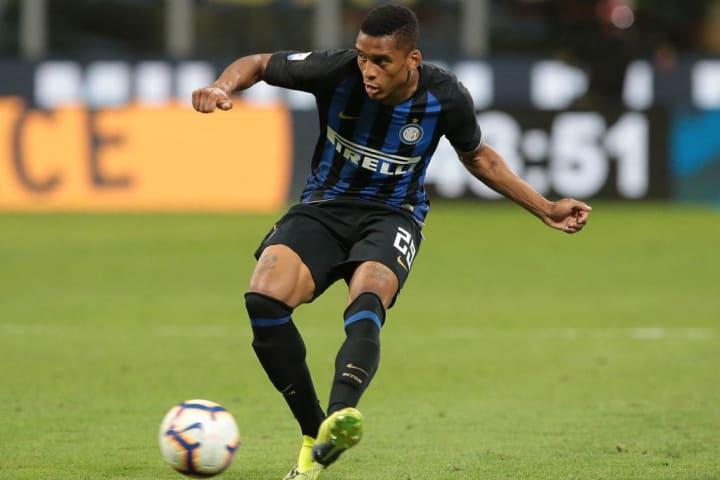Dalbert all'Inter