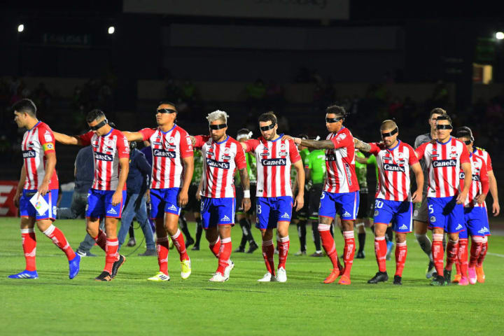 FC Juarez v Atletico San Luis - Torneo Guard1anes 2021 Liga MX