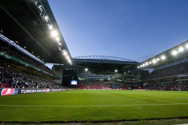 The Parken Stadium