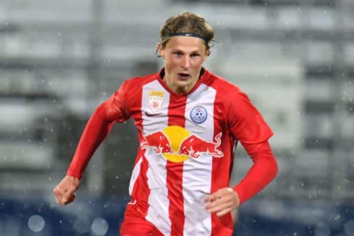 FC Liefering v FC Wacker Innsbruck - 2. Liga