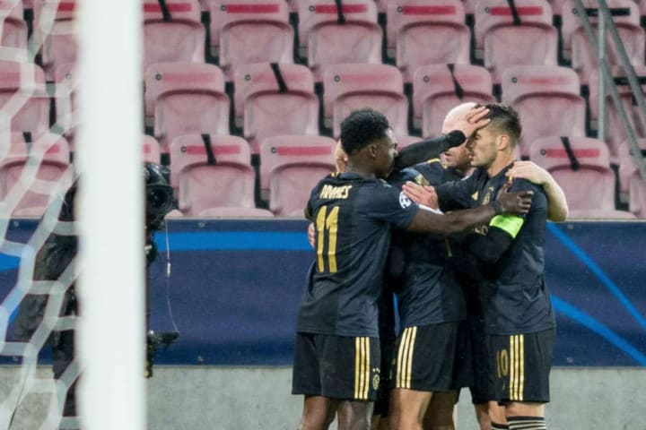 Ajax were quick of the mark in Matchday Three