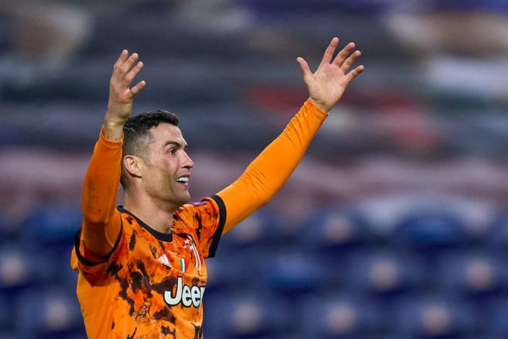 Juventus mungkin mencari sumber gol andalan lain selain Cristiano Ronaldo