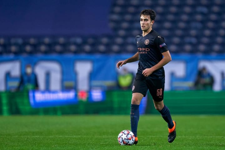 Garcia rejected the chance to extend his City stay