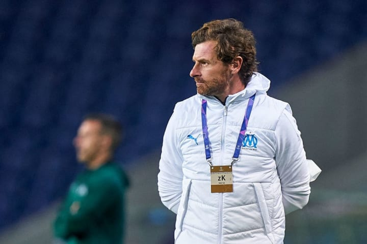Maybe it's time for Andre Villas-Boas to return to the rally driving circuit