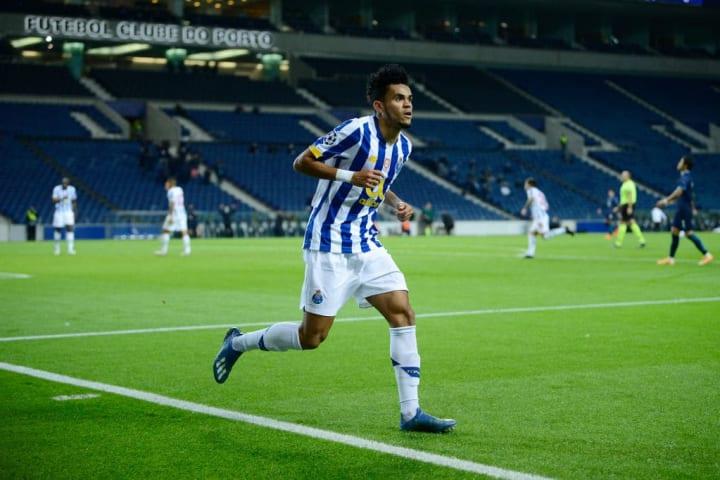 Luis Diaz scored another fine goal