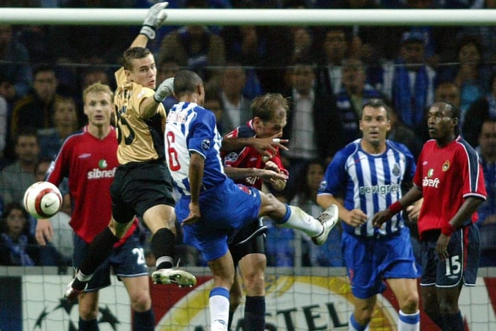 FC Porto's player Francisco Jose Rodirgu