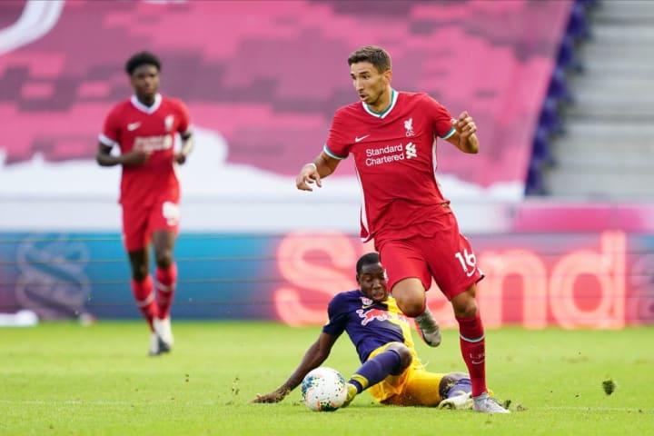 FC Red Bull Salzburg v FC Liverpool - Friendly Match