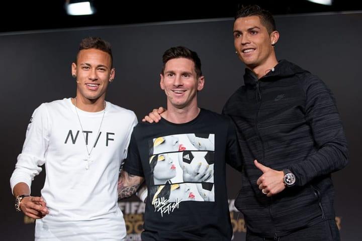 Neymar has regularly been a Ballon d'Or nominee