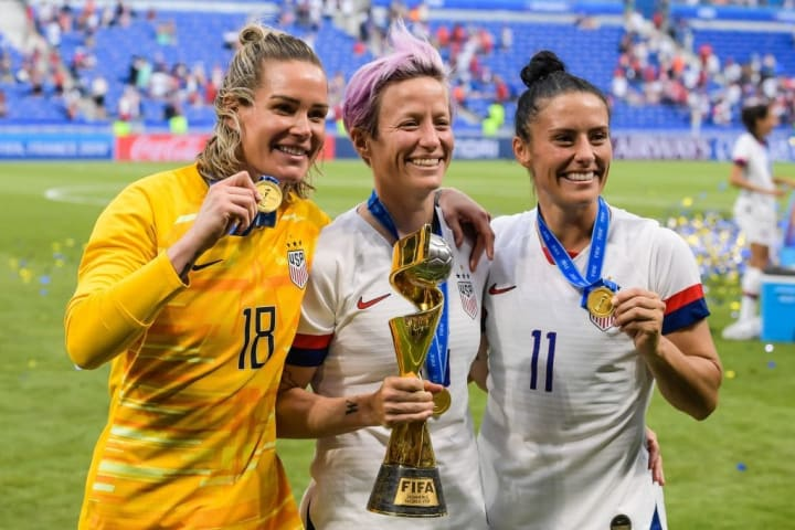 "FIFA Women's World Cup France 2019""Women:  United States of America v The Netherlands"""