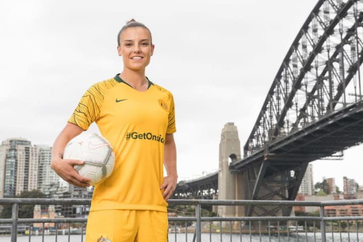 The 2023 Women's World Cup will be co-hosted by Australia & New Zealand