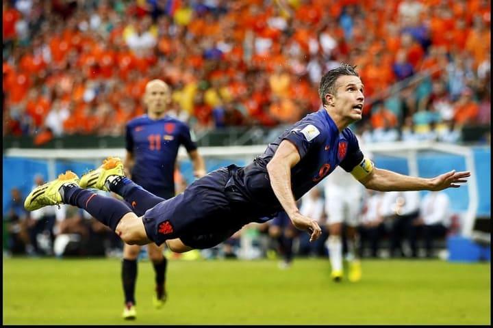 "FIFA World Cup 2014 Brazil - ""Spain v Netherlands"""