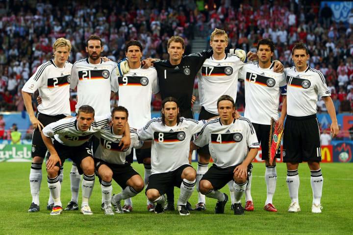 FILE PHOTO - Germany v Poland - Group B Euro 2008