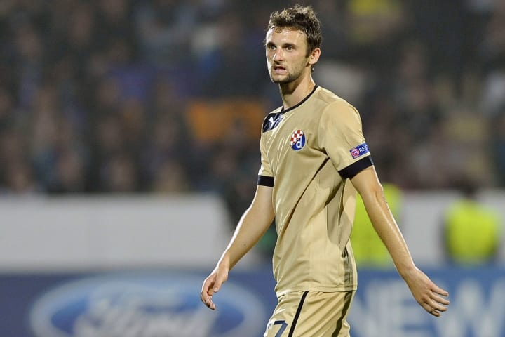 Marcelo Brozovic spent two-and-a-half years at Dinamo Zagreb