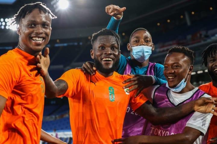 Olimpíadas Brasil Costa do Marfim Tóquio
