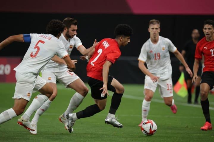 FOOTBALL-OLY-2020-2021-TOKYO-EGY-ESP