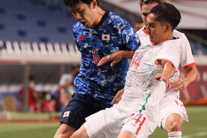 FOOTBALL-OLY-2020-2021-TOKYO-JPN-MEX