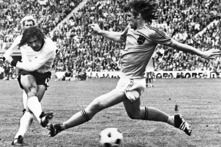 Rivalidade Holanda Alemanha Copa do Mundo