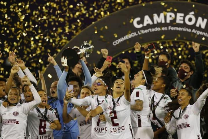 Libertadores feminina Final Montevidéu Centenario Conmebol