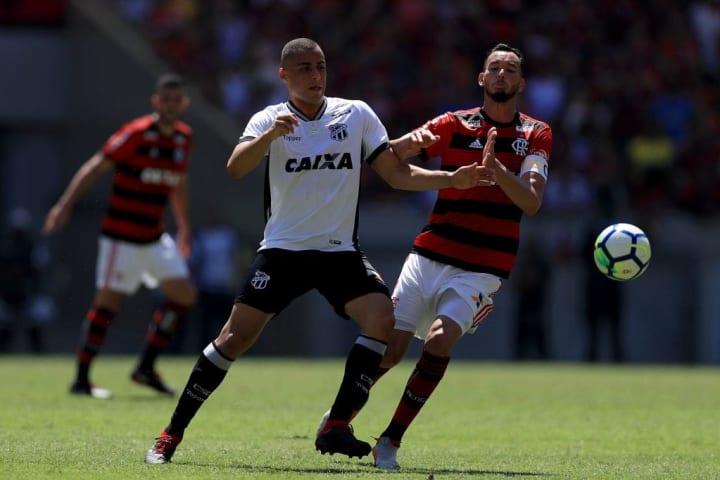 Rever Arthur Cabral Ceará Basel Volta Atacante