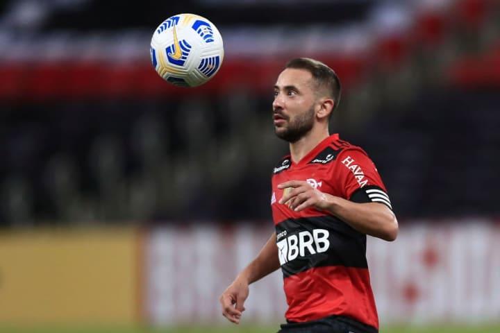 Everton Ribeiro Flamengo Brasileiro
