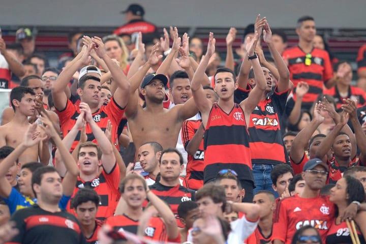 Flamengo v Corinthians - Brasileirao Series A 2014