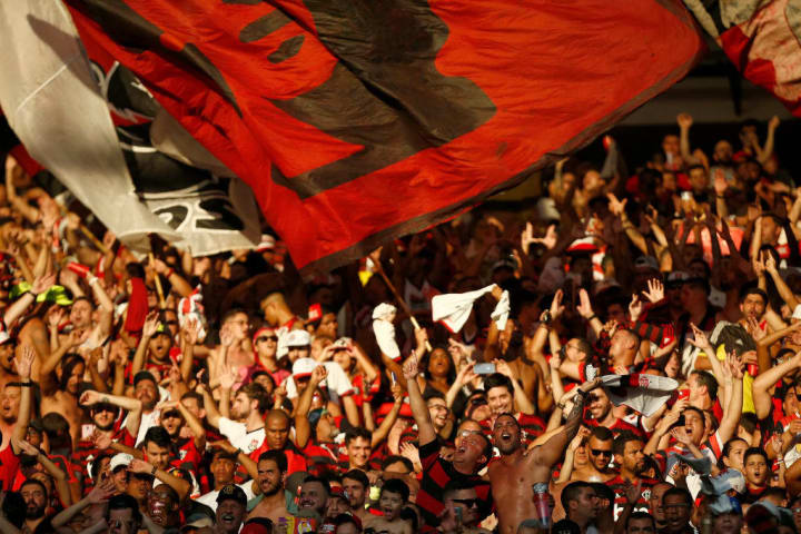 Flamengo v Corinthians - Brasileirao Series A 2019
