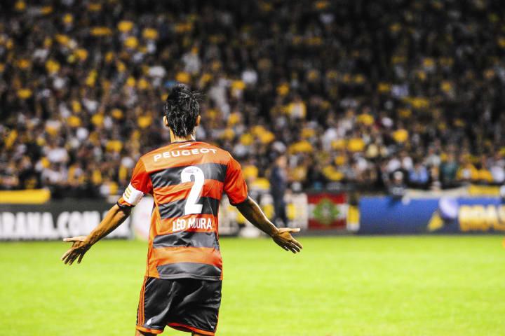 Leo Moura Flamengo Carioca