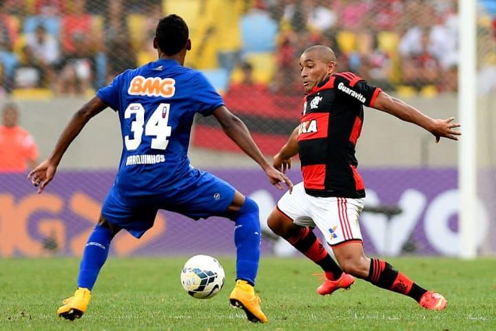 Anderson Pico Base Grêmio Flamengo