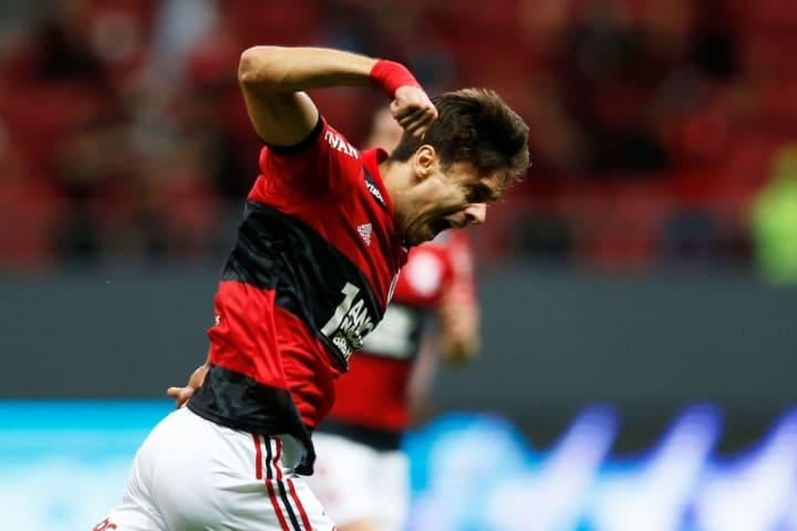 Rodrigo Caio Flamengo Seleção Oitavas Libertadores