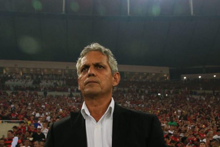 Reinaldo Rueda Rivera Flamengo Treinador Ariel Holan Santos