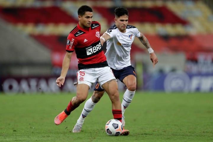 João Gomes Flamengo Mercado
