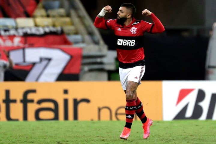 Gabriel Flamengo Libertadores