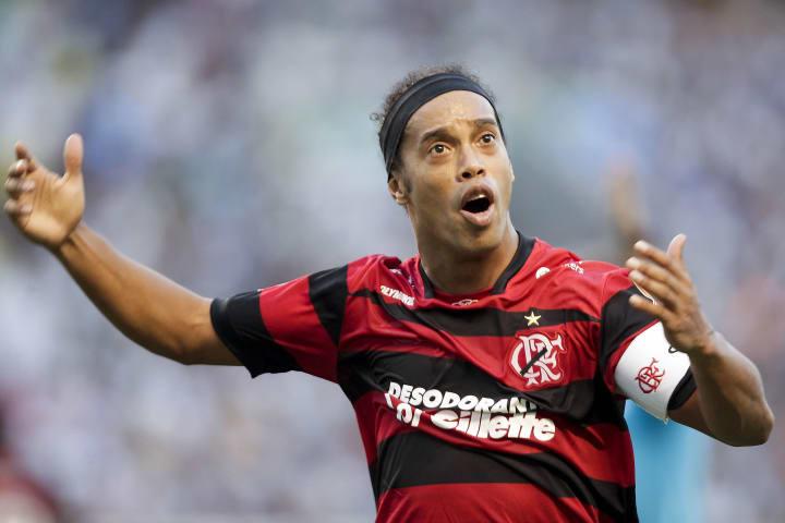 Ronaldinho Gaúcho Volta Grêmio Flamengo Casa