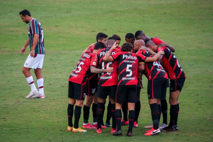 Fluminense v Athletico Paranaense - Brasileirao 2021