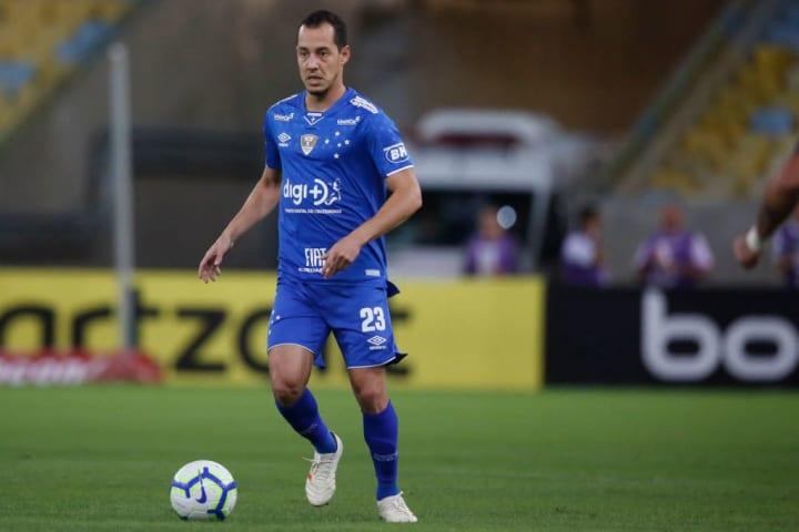 Rodriguinho Cruzeiro 2019 Meia Fracasso