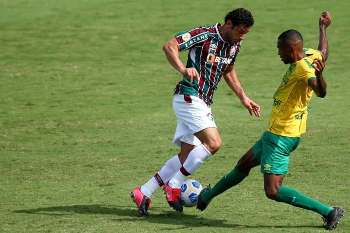 Marllon Fred Fluminense Red Bull Bragantino Campeonato Brasileiro